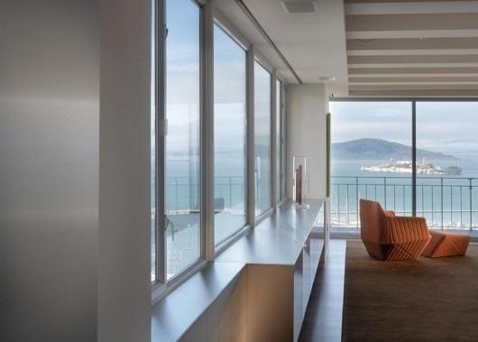 WANKEN - The Blog of Shelby White » San Francisco Carr Apartment #interior #design #san #contemporary #francisco #apartment
