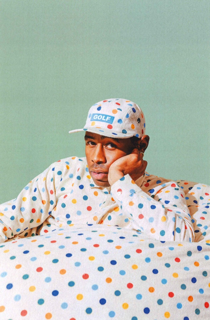 tyler the creator polka dots golfwang