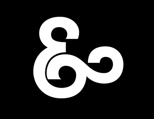 Michael Cina #ampersand #typography