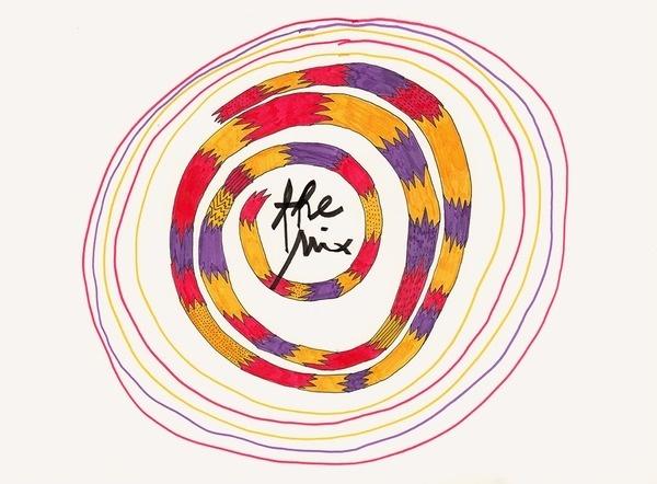 The Mix leciel #marker #color