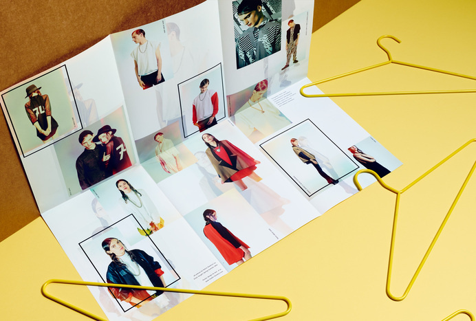 duo d uo | creative studio | Ethel Vaughn – lookbook #lookbook #design #publication #ethelvaughn #fashion #layout