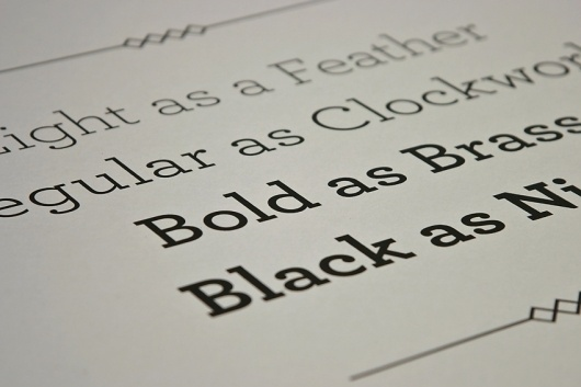 » Weighty Matters » The Print Sale #print #design #graphic #bold #black #photography #poster #grey #light #typography