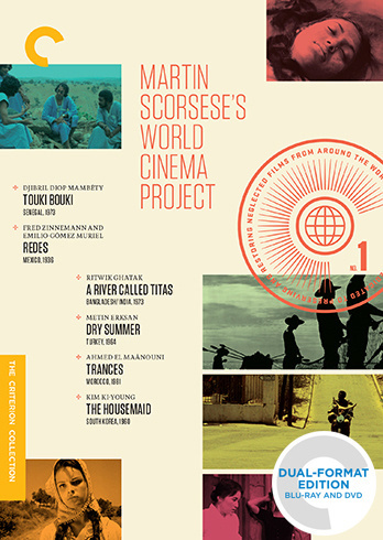 Martin Scorsese's World Cinema Project The Criterion Collection #movie #documentary #dvd #wrap #cover #film
