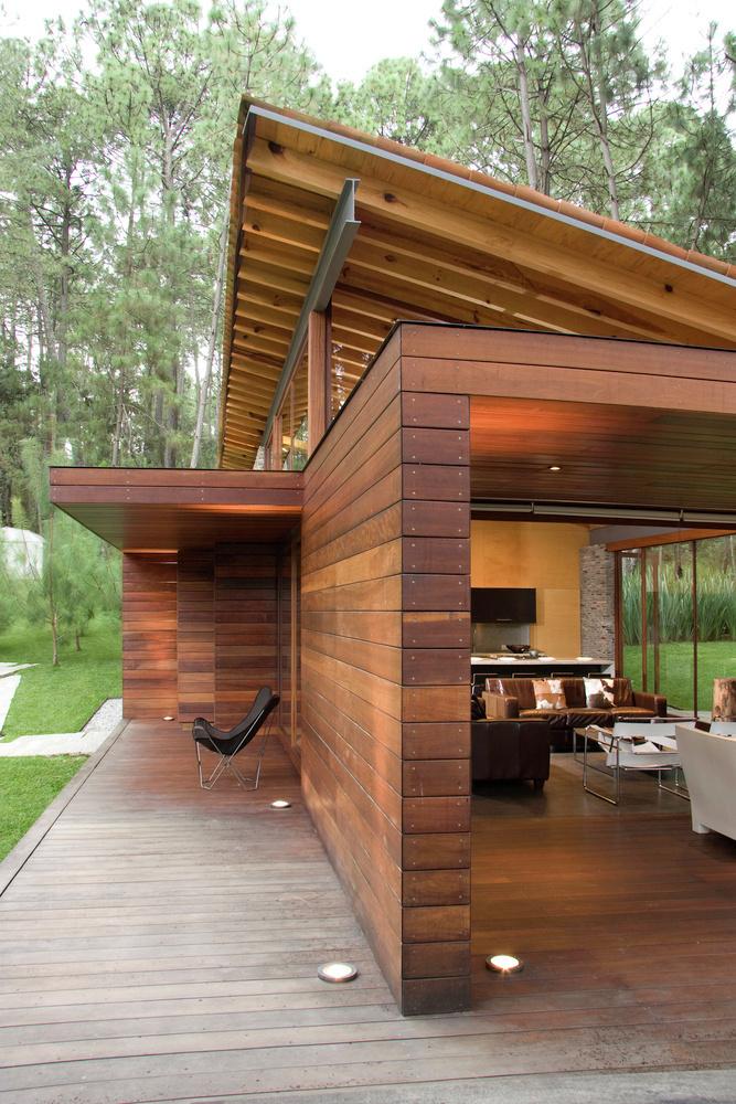 Ro House Tapalpa / Elias Rizo Architects