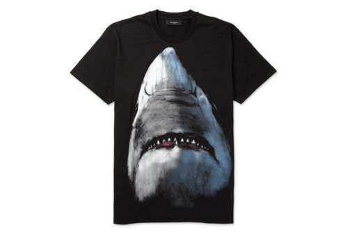 Givenchy #jaws #tshirt