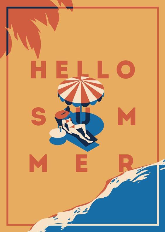 Design Inspiration: Summer Vibes