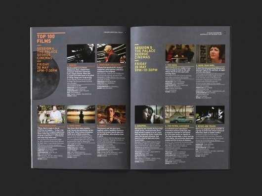 Best studio brave si special september images on for Film festival brochure template