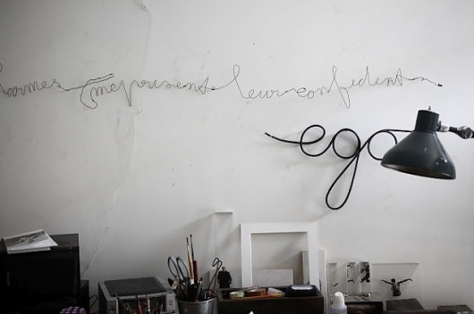 Graphic-ExchanGE - a selection of graphic projects #wall #writing
