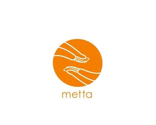 Logo concept #mark #circle #orange #simple #soft #friendly #logo #communication #fun