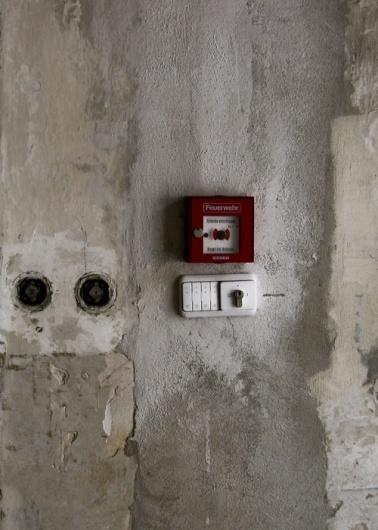 Evan Wakelin's drawings and stuff #deutschland #germany #fire #alarm #dacau #munich