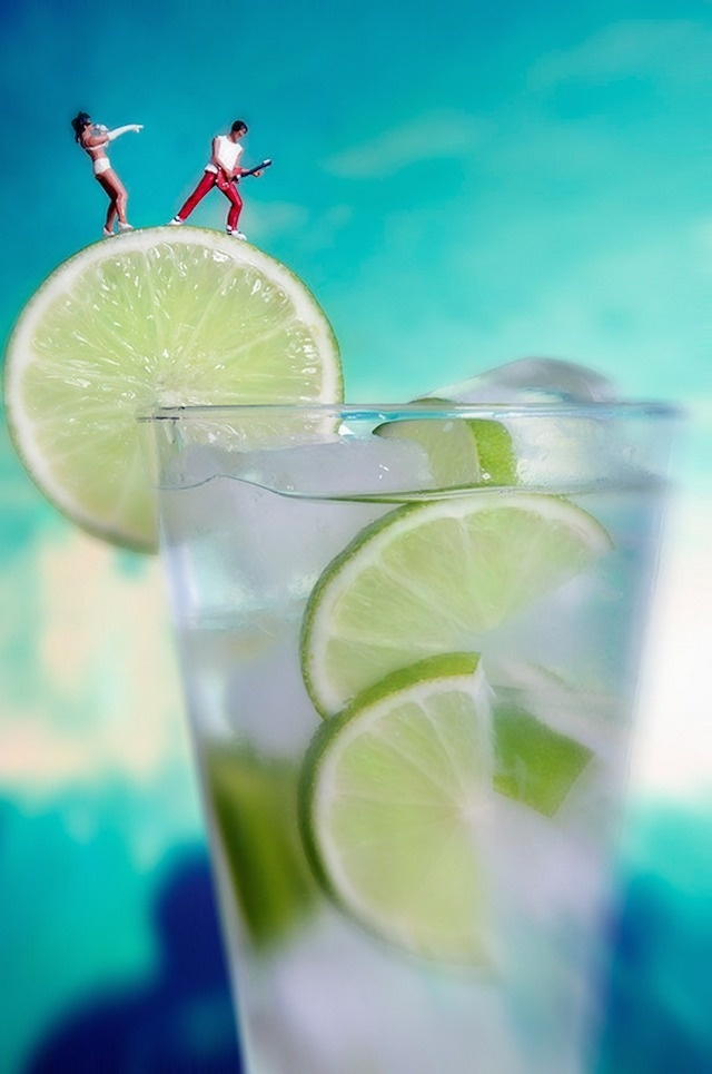 william-kass-8 #scale #water #world #food #photography #miniature #lime