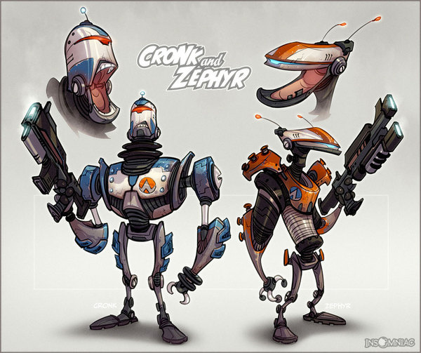 Ratchet & Clank | CreatureBox #ratchet #clank #and