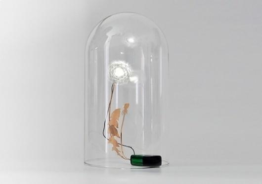 April and May: Dandelight by Lonneke Gordijn #product #design #light