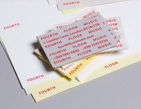 OK RMfourthfloorslide #typographic #identities