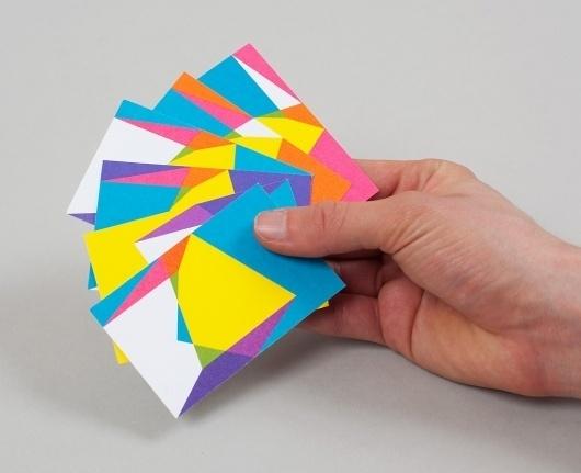 Kontext Architektur – Identity | Alexander Lis #pattern #business #card #logo #busin #colour
