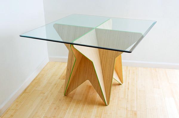 Star Table #interior #creative #modern #design #furniture #architecture #art #decoration