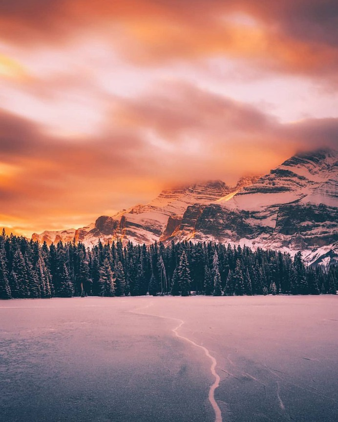 Brilliant Natural Landscapes of Alberta by Sanjay Chauhan