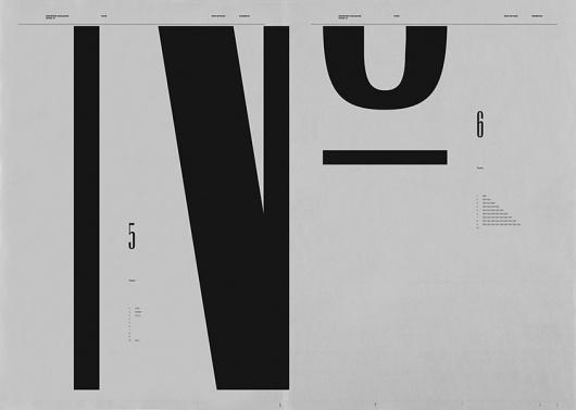 - NEWWORK MAGAZINE ISSUE Nº1 - #grid #design