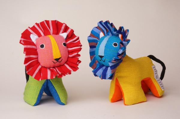 Luna the Lion #lion #toy