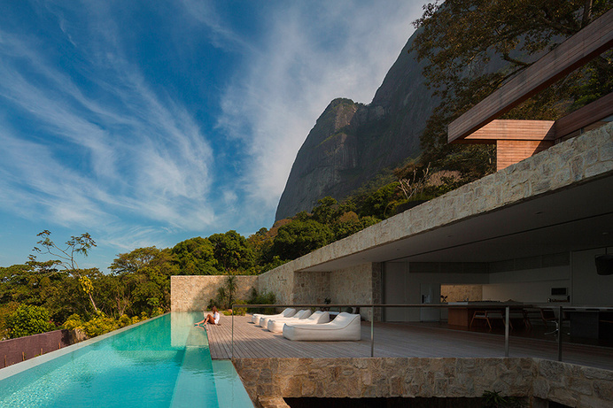 How Dreams Become Residential Structures: Luxury Villa in Brazil #villa #brazil #architecture #luxury
