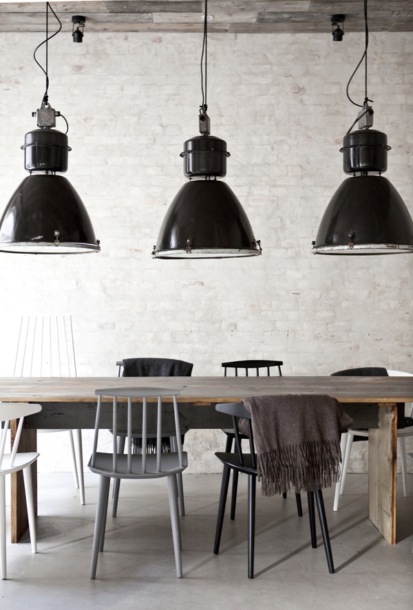 Restaurant Höst by Norm Architects