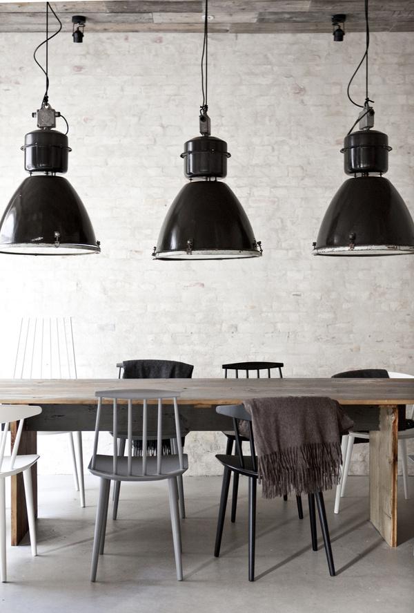 Restaurant Höst by Norm Architects #interior #minimalist #minimal #restaurant