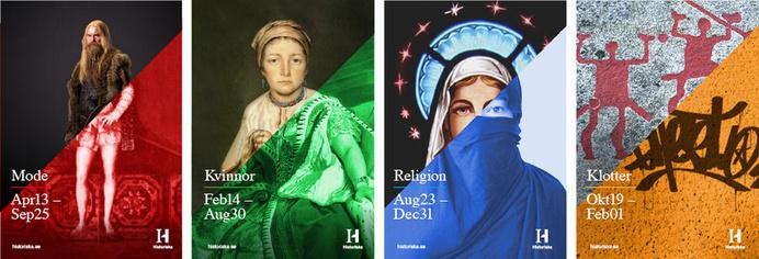 Historiska poster by Bold