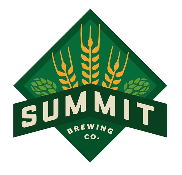 Summit Brewing Company's UnionSeries The Dieline #logo #beer