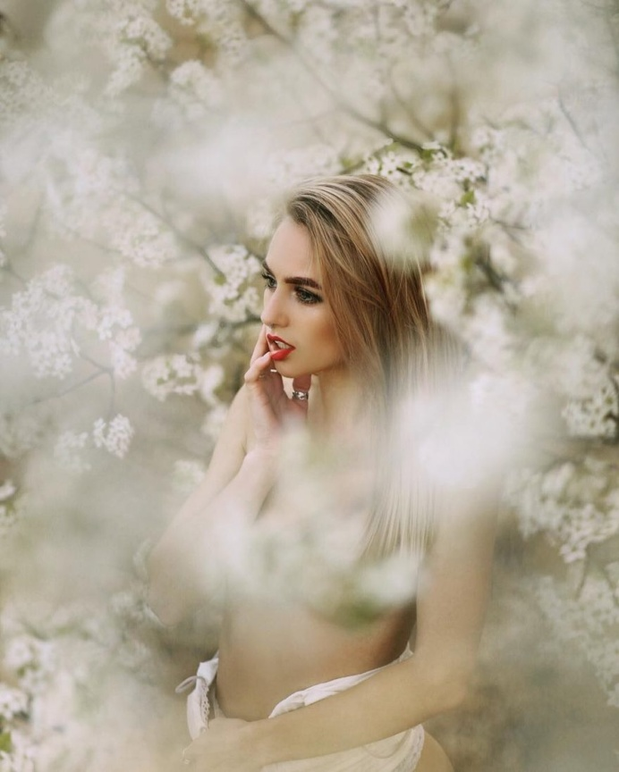 Beautiful Portrait Photography by Tristan Brown