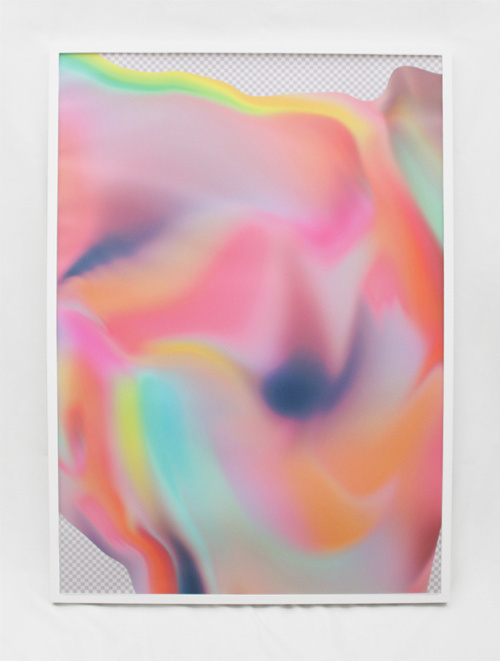 HOLY / BLOOD - Jennifer Mehigan #bright #holyblood #mehigan #color #jennifer #painting #art #colour