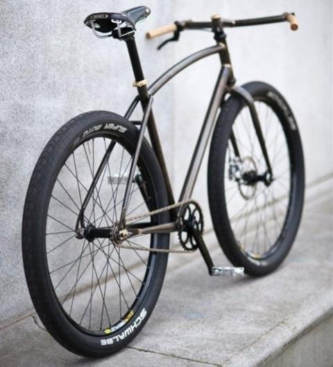 TF5-Bike-by-Fast-Boy-Cycles - The Black Workshop #bike