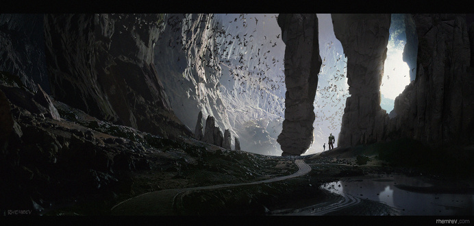 Keyframe 03 - Personal Project on Behance