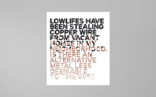 Sawdust — Work, Wired (US) #sawdust #genius #wired #magazine #typography