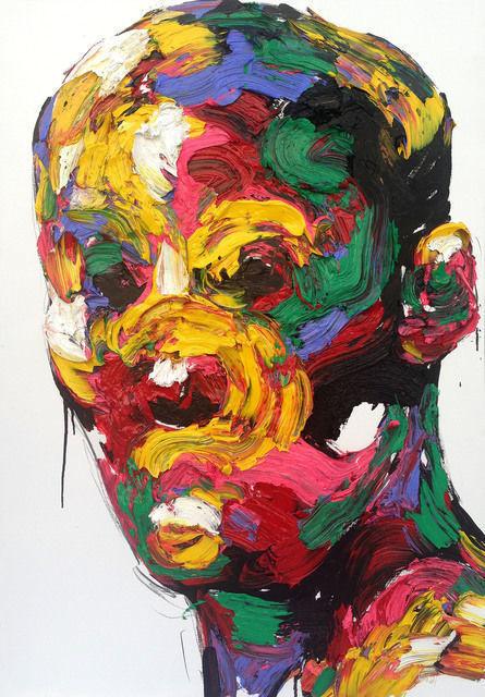 Untitled # 14P23 #portrait #art