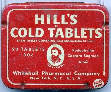 hill's cold tablets | NowPublic Photo Archives #tablets #brand #hills #box