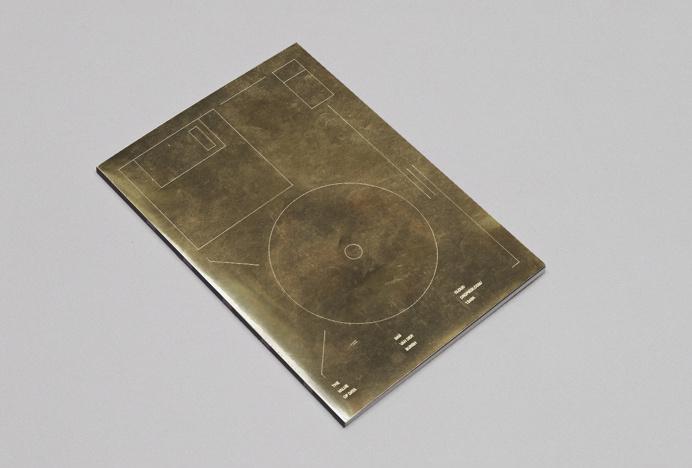 golden record - book cover