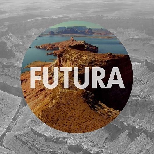 FUTURA | Flickr – Condivisione di foto! #cut #lettering #design #graphic #christianconlh #photography #collage #cool