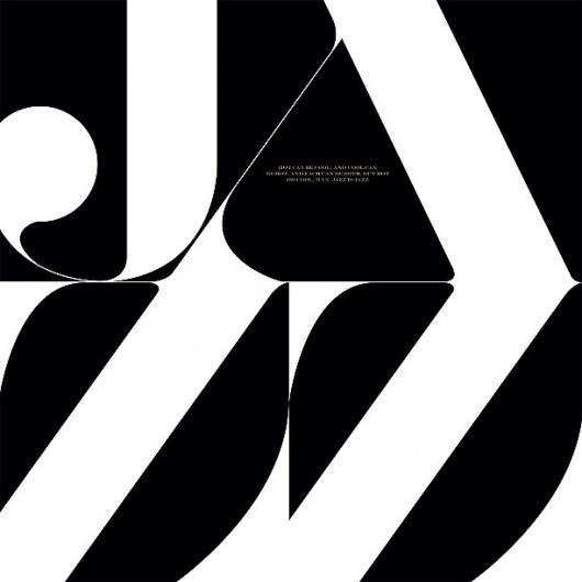 Instagram #typography #type #jazz