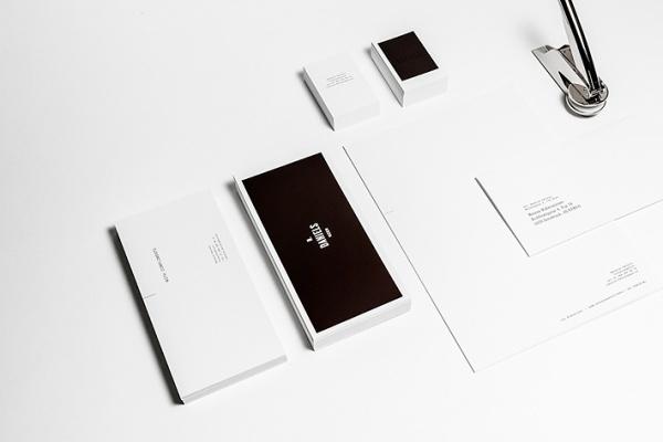 «Bureau Rabensteiner — N. Daniels Vienna» в потоке «Брендинг / Айдентика» — Посты на сайте Losko #corporate #style #stationery