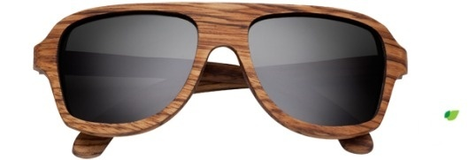 Shwood   Wood Sunglasses   Ashland   Zebrawood #glasses #zebrawood #sunglasses #wood #brown #shwood #ashland