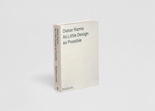 Dieter Rams: As Little Design as Possible – SI: Special | September Industry #benezri #publication #kobi #studio #rams #dieter