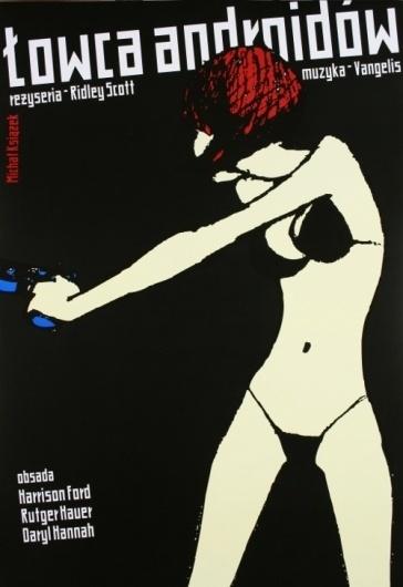 4079.jpg 500×727 pixels #polish #androidow #michal #blade #lowca #2003 #ksiazek #runner #poster #film