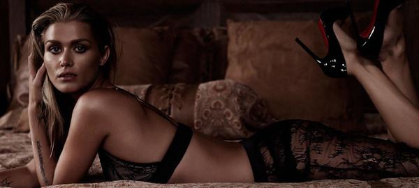 Cheyenne Tozzi for KISKILL Lingerie #models