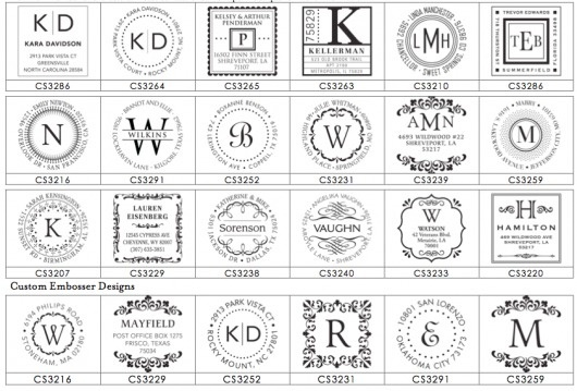 post No.504 return address luxury « parcel post #seal #logo #stamp #mark