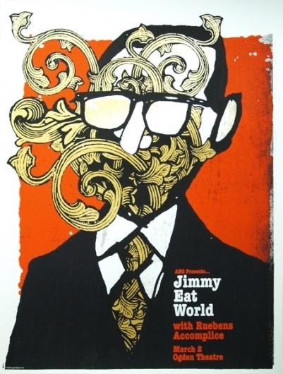 Jay Vollmar • Illustration • Design • Art #design #music posters #jay vollmar
