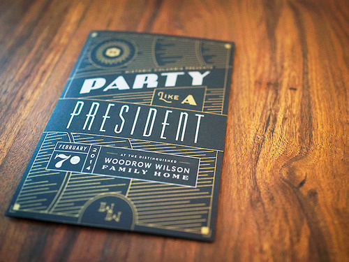 Tumblr #print #flyer #party