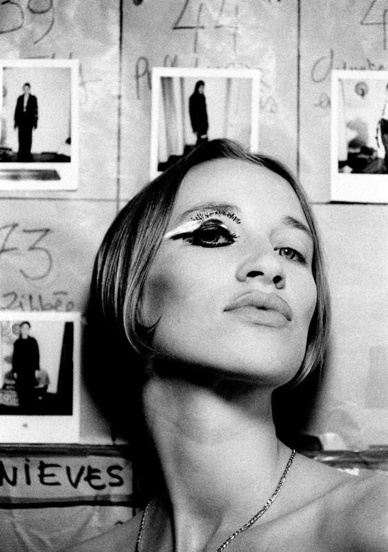 Kristina De Coninck for Martin Margiela S/S91 #fashion