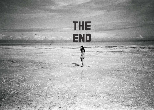 bakmaya değer. #white #girl #black #the #end #beach #typography