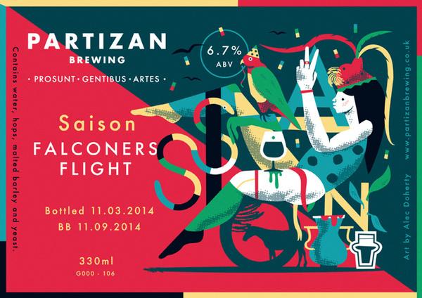 Partizan Brewing Saison G000 106 #brewery #partizan