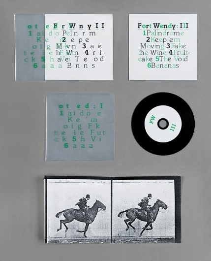 Studio Sport → Fort Wendy #wendy #packaging #studio #fort #sport #cd